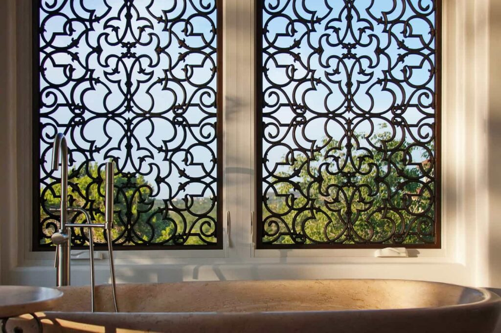 tableaux-decorative-grilles-residential-home-decor-interior-decorating-window-treatment-faux-iron-collioure-848-iron-light-rust-IA5-001